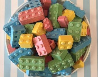 Building Blocks Candy