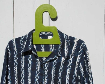 Lovely Indigo indian cotton Shirt