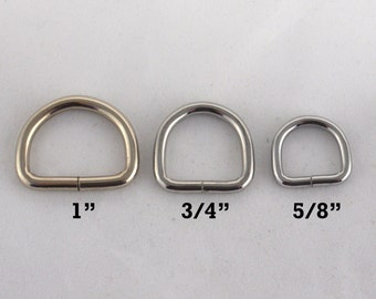 Metal Dog Collar Hardware Kit