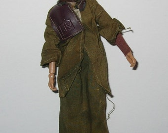Vintage 1970s Planet of the Apes Zira Figure