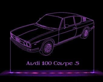 Audi Etsy - Audi car sign