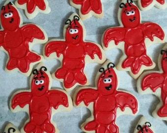 Crawfish cookies-1 dozen