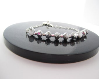 Everything sparkly bracelet