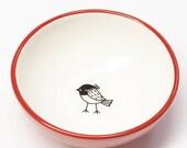 Ceramic Small Bowl - Band...