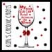 Book Club Wine Glass, Book lovers Wine Glass, Reading Wine glass, Custom Wine Glass, Funny Wine Glass, Humorous Wine Glass