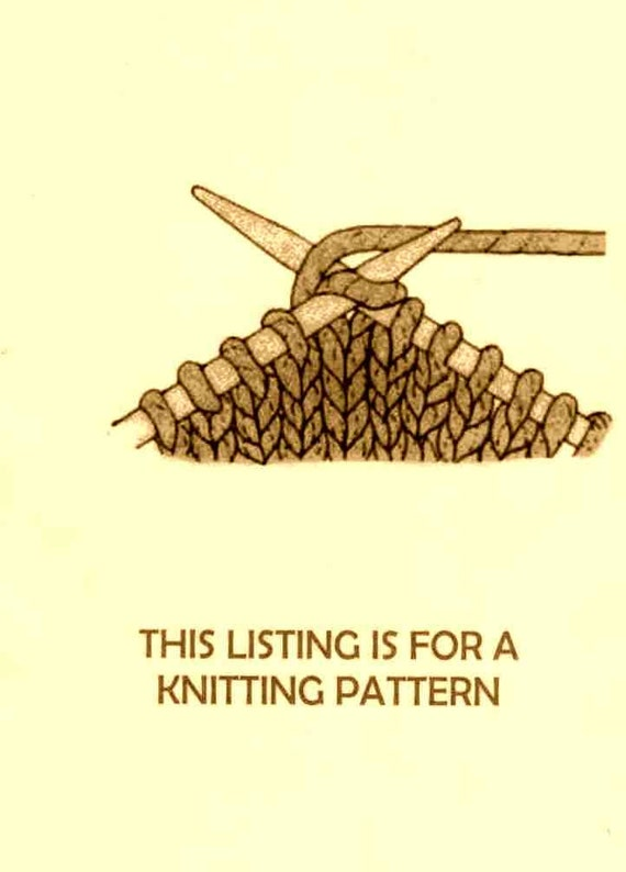 Knitting Pattern Cape Arm Slits : Instant PDF Download Knitting Pattern to make a Ladies Superb One Size Classi...