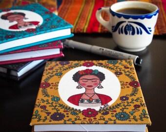 Frida Kahlo Mini Notebook