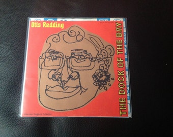 Otis Redding - Dock Of The Bay Japanese Promo