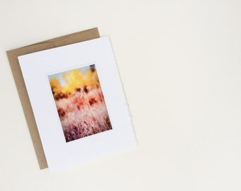 Meadow of Gold - card