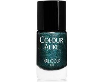 Holographic nail polish no 501