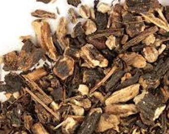 Dried organic Comfrey Root