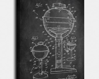 Gas Grill Canvas, Gas Grill Patent, Gas Grill Vintage, Gas Grill Blueprint, Gas Grill Print, Gas Grill Prints, Gas Grill Wall Art, Decor