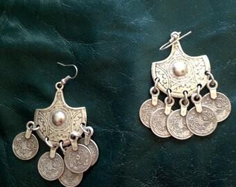 Festive, fun earrings