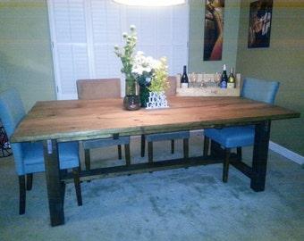 NASHVILLE AREA ONLY - Farmhouse Dining Table