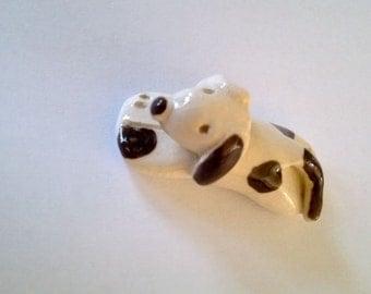 Individual Puppy Ceramic Tile (Mosaic)