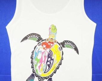 Tribal Turtle Tank