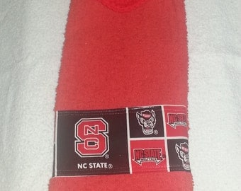 NC State Kitchen Towel - Red