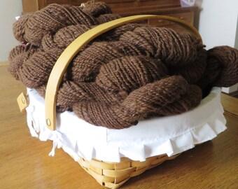 Five lots of 100% Verlare Alpaca skeins of yarn