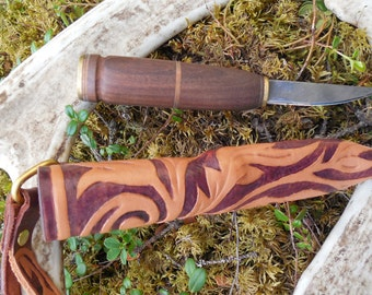 Handmade Sloyd Knife