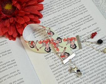 Crystal Betty bookmark