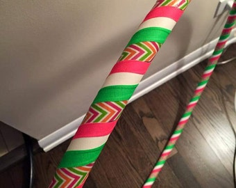 Collapsible Hula Hoop (Tube Socks)