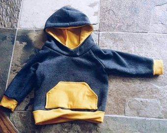 Little Baby Sweater Hoodie Toddler