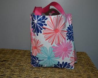 Milk Mate, Bag, Breast Milk Storage Bag, Breast Milk Organizer, Flowers