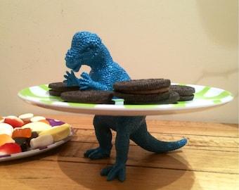 Plate-osaurus rex! Kids plate/platter