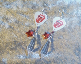 stones and stars earrings