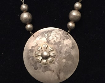 Cool and Large Necklace