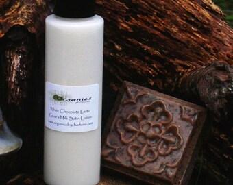 White Chocolate Latte Soap & Lotion combo