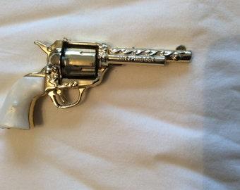 Vintage cap gun mity midget