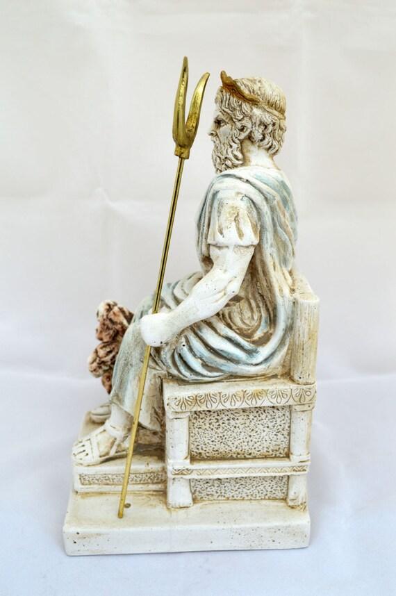 Hades oude Griekse God koning van de onderwereld