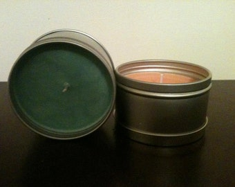 Soy Candle in Travel Tin