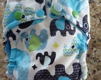 Sweet newborn all-in-one/snap-in diaper