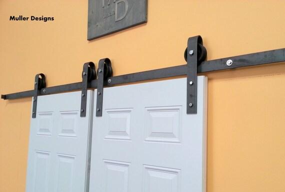 Sliding barn doors double hung sliding barn doors for Double hung sliding barn doors