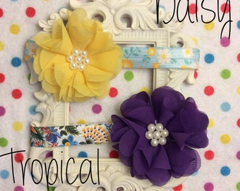 Floral Collection Headbands