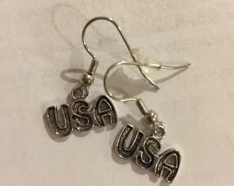 USA Earrings - P1