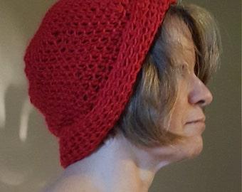 Ready To Ship: Crochet Beanie/Hat
