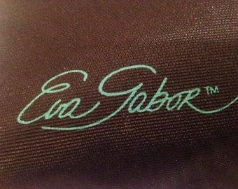 Vintage Eva Gabor Products Cosmetics, Travel, Toiletries Bag