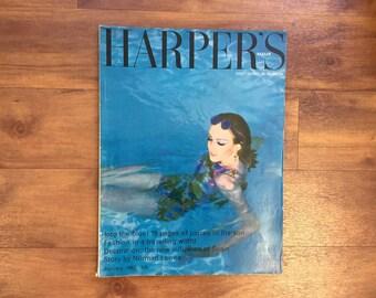 Harper's Bazaar 1960's