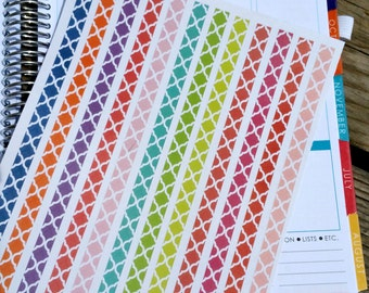 Quarterfoil Strips for EC planner WS001
