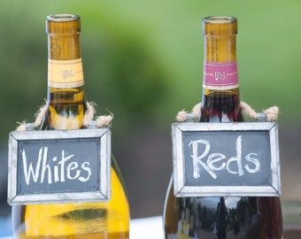 Set of 2, Wine Tags