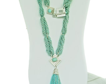 Turquoise & Sterling Silver