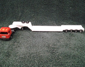 Roley Die Cast Tractor Trailer