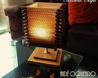 Cardboard Table Lamp LM Picos