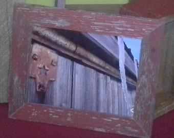 Custom Barn Wood Frames