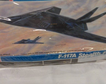 Revell F-117A Stealth Fighter Model Kit