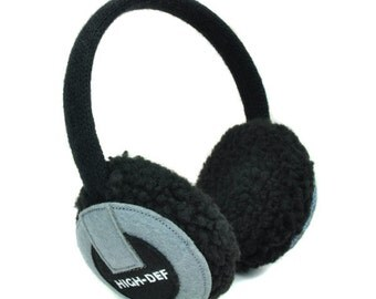Headphone Earmuffs - Adjustable