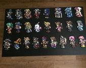 Final Fantasy Perler Bead Bundle Deal featured image